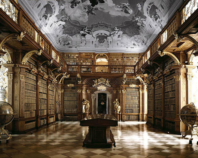 , 'Melk Library, Austria | World Libraries,' 1994, CHROMA GALLERY