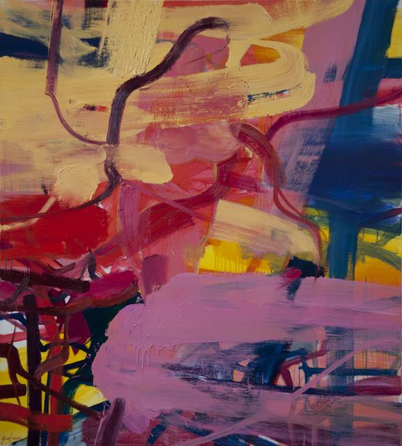 , 'Advocate Pink,' 2015, PARKVIEW ART Hong Kong