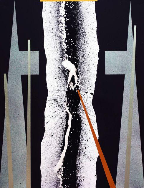 , 'Chasm 3,' 2015, Janet Rady Fine Art