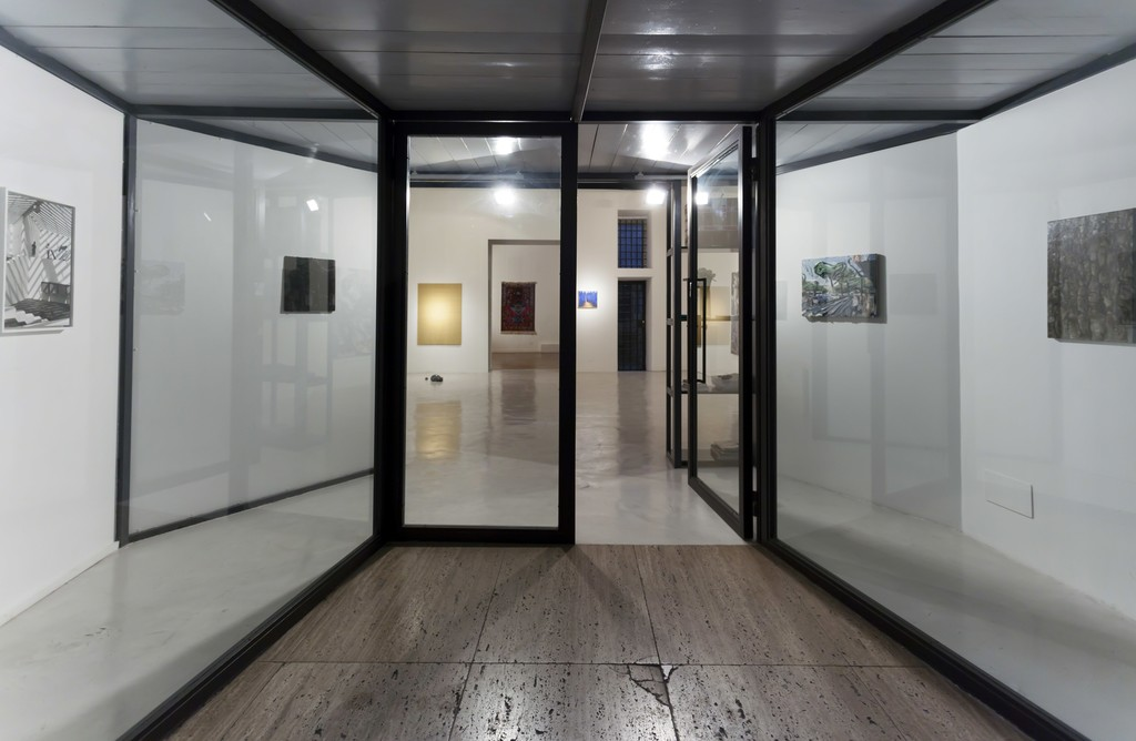 """Installation view """"Five Years"""""""