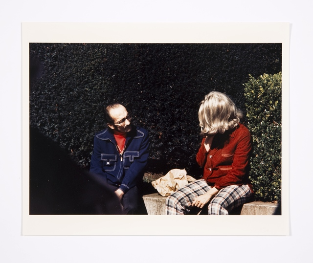 , 'Roberta and Blaine in Union Square,' 1975, Bridget Donahue