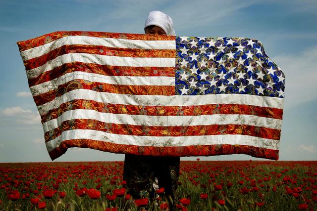 , 'My USA,' 2010, Auroom Art