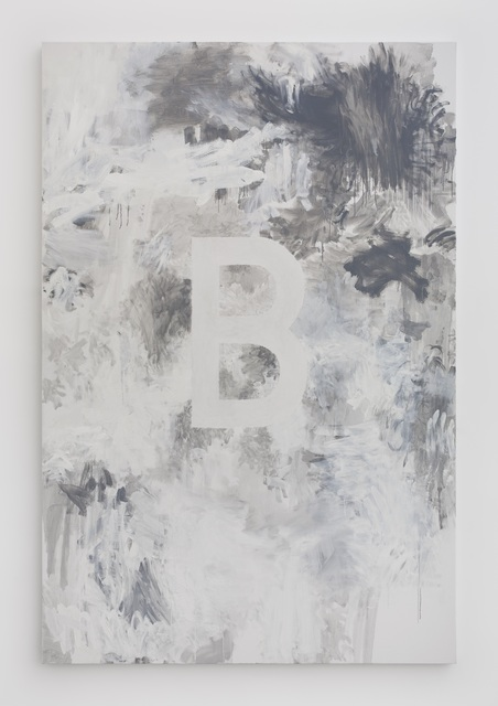 , 'A or B (4),' 2014, Ribordy Contemporary