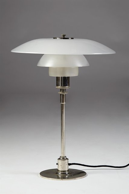 , 'Table lamp 4/3,' 1926, Modernity