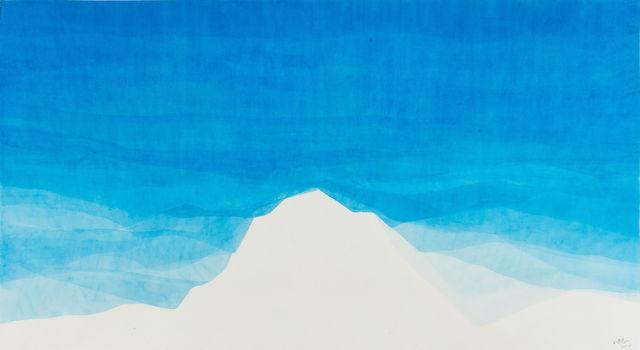 , 'Dare you See a Mountain 知其白,' 2017, Chambers Fine Art