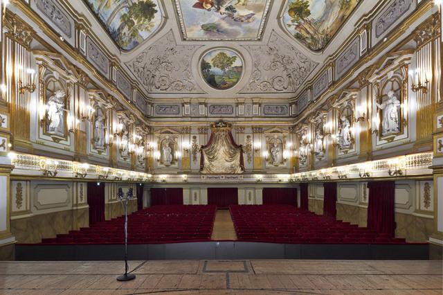 , 'Monologue – Teatro di Corte di Palazzo Reale, Napoli,' 2015, Zuecca Project Space