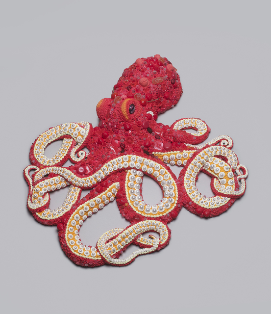 , 'Sweet octopus  ,' 2017, Whitestone Gallery