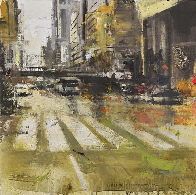 , '42nd Street, New York,' 2018, Adam Gallery