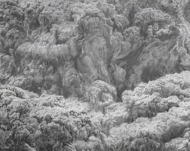 , 'Vulkan ,' 2007, Bourouina