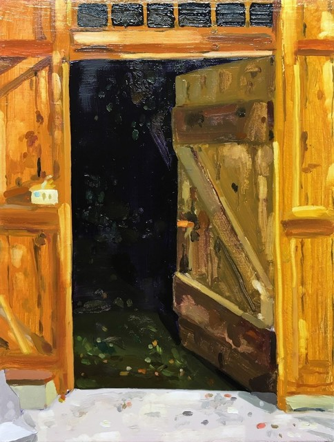 , 'Garage Door,' 2018, 1969 Gallery