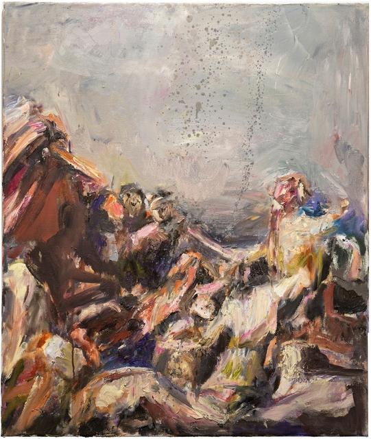 , 'Ratz,' 2017, Galerie Kornfeld