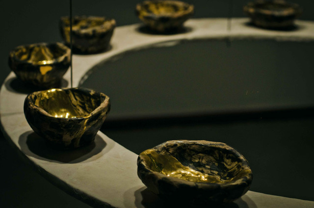 , 'Ejerciciosobre la trasdicción,' 2012, Dacil