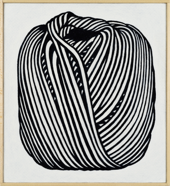 , 'Roy Lichtenstein, 'Ball of Twine', 1963,' 2013, Gana Art