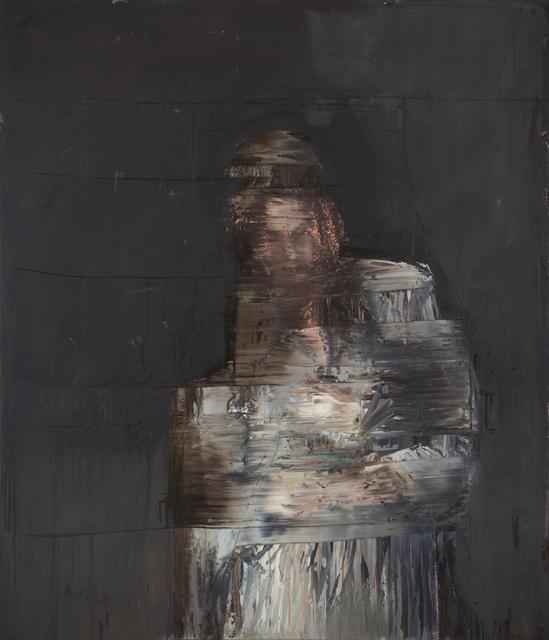 , 'Holding Dry Flowers,' 2017, Opera Gallery