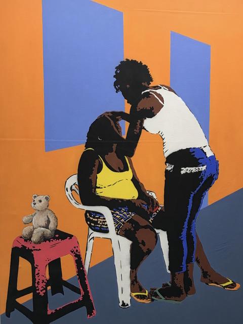 RICARDO KAPUKA, 'NATURAL BEAUTY', 2019, ELA - Espaço Luanda Arte