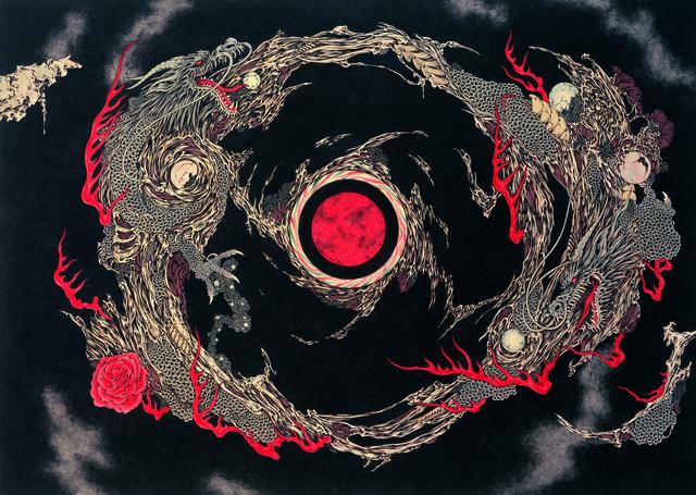 , 'Coffin of dragon 3 ,' 2010, Aki Gallery