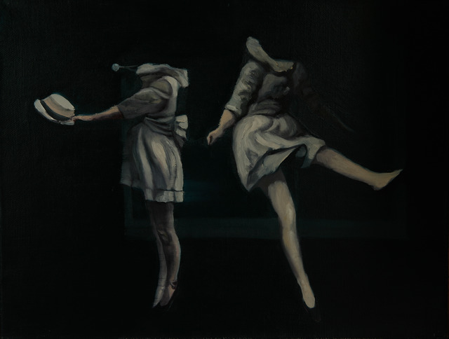 , 'Dancer in the Darkness No. 3,' 2014, L-Art Gallery