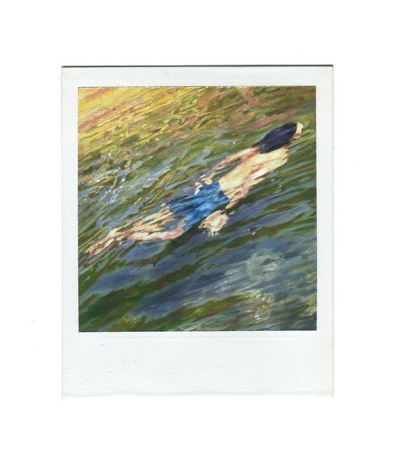 Martí Cormand, 'Swimmer (nedador)', 2019, Josée Bienvenu