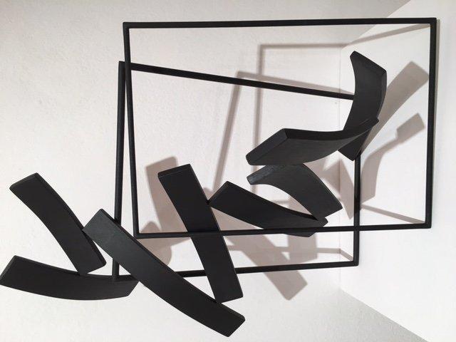 , 'Folata,' 2016, Galerie Frey