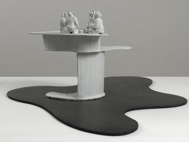 , 'Black And White 4,' 2012, Pippy Houldsworth Gallery