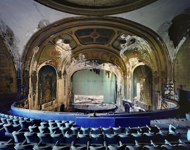 , 'Auditorium, Eastown Theater,' 2008, Galerie Fontana