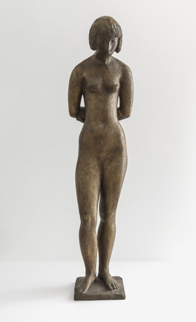 , 'Standing Girl, Arms Behind Back,' 1963 / lifetime cast 1978, Galerie Thomas