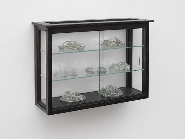 , 'Untitled (wall cabinet) II,' 2017, Alexander and Bonin