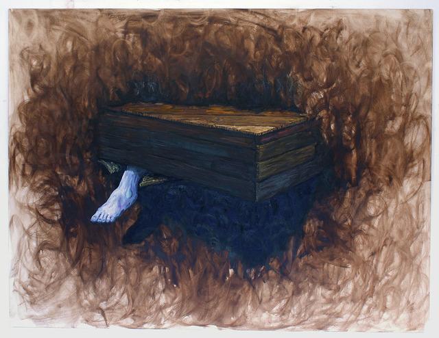Willem Weismann, 'Reckoning', 2012, Quadrado Azul