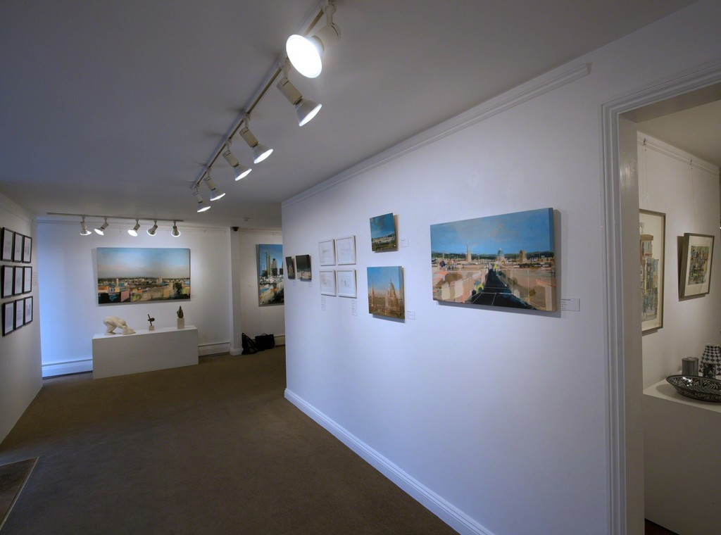 Christopher Farrell 'Vantage Point' Exhibition View