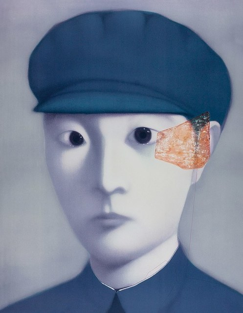 Zhang Xiaogang, 'Bloodline, The Big Familes Series - Comrade', 33 Auction
