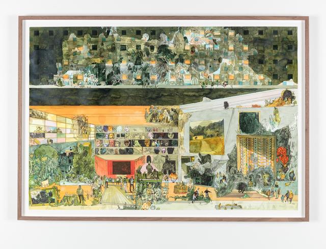 Peter Köhler, 'By the Stroke of Midnight', 2019, Galleri Magnus Karlsson