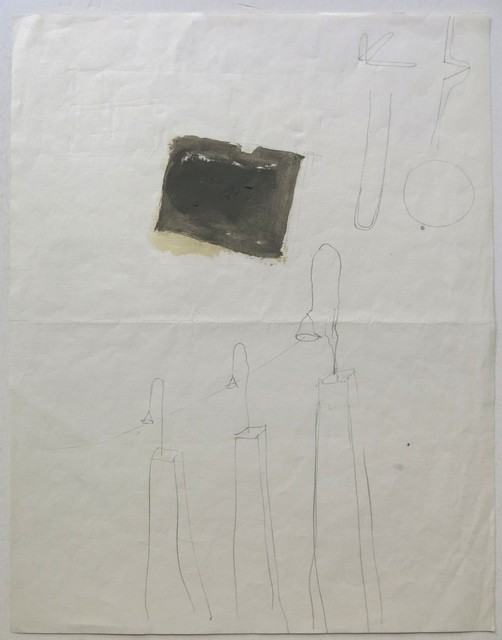 Joseph Beuys, ''Untitled'', 1974, Galerie Thomas