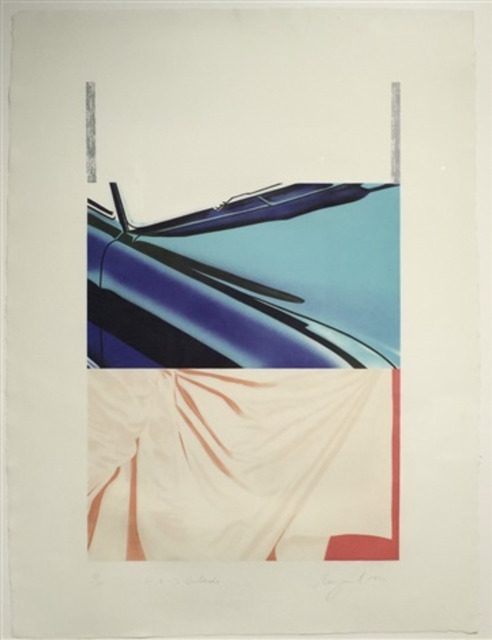 James Rosenquist, '1-2-3 Outside', 1972, Galerie d'Orsay