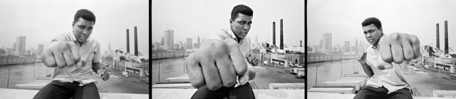 , 'Ali fist sequence, Chicago,' 1966, Atlas Gallery