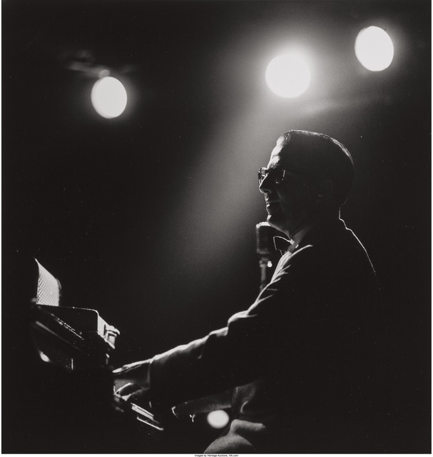 Herman Leonard, 'George Shearing, NYC', 1950, Heritage Auctions