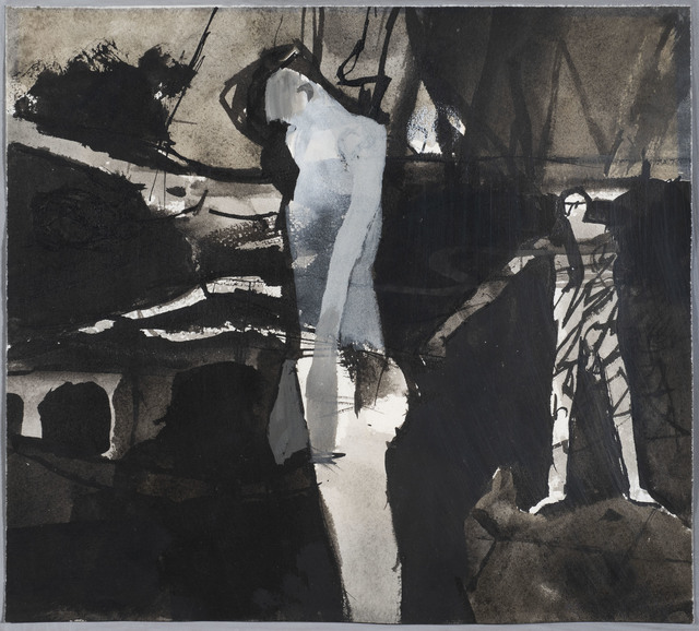 , 'Night Bathers,' 1966, Osborne Samuel