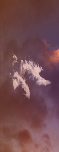 , 'Single Cloud (2),' 2018, Winston Wächter Fine Art