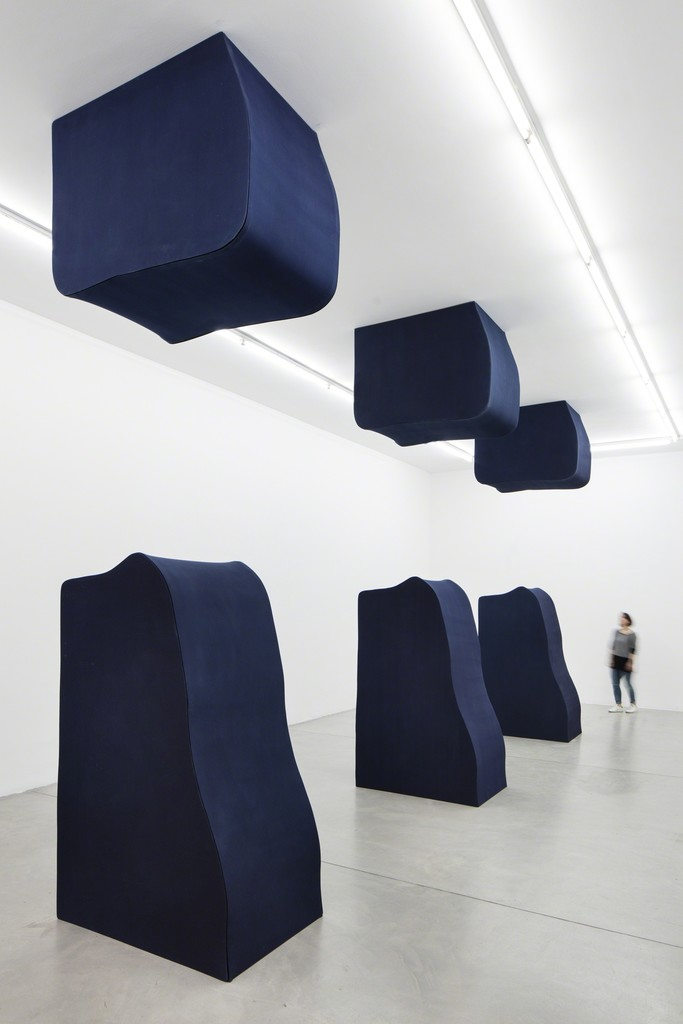 Landon Metz &, 2016 Exhibition view at Francesca Minini, Milan