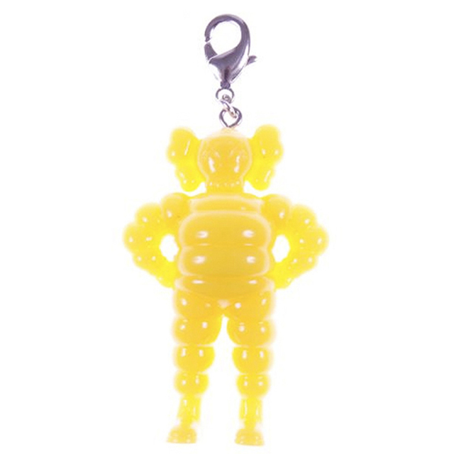 KAWS, 'Chum Keychain (Yellow)', 2009, 5ART GALLERY