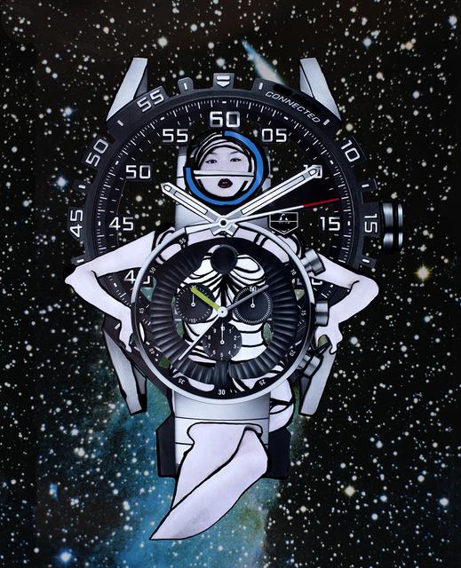 , 'Escapist 1,' 2017, MIYAKO YOSHINAGA