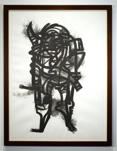 , 'TITAN1,' 2014, Jonathan LeVine Projects