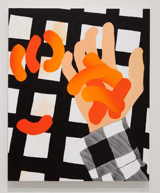 Karen Lederer, 'Orange Dust', 2014, Grant Wahlquist Gallery