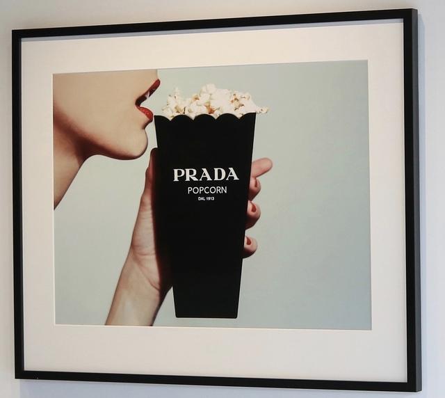 Tyler Shields, 'Prada Popcorn', 2012, Provocateur Gallery