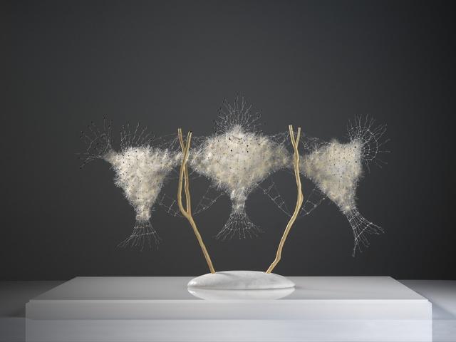 , 'Articulación Aérea,' 2017, Michel Soskine Inc.