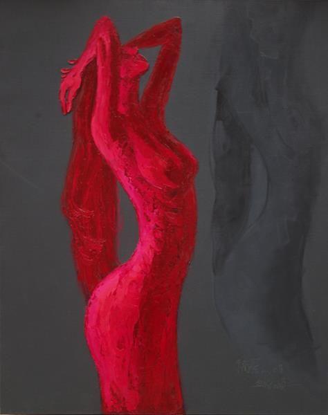 Yu Nancheng, 'No. 3 Nude', Ode to Art