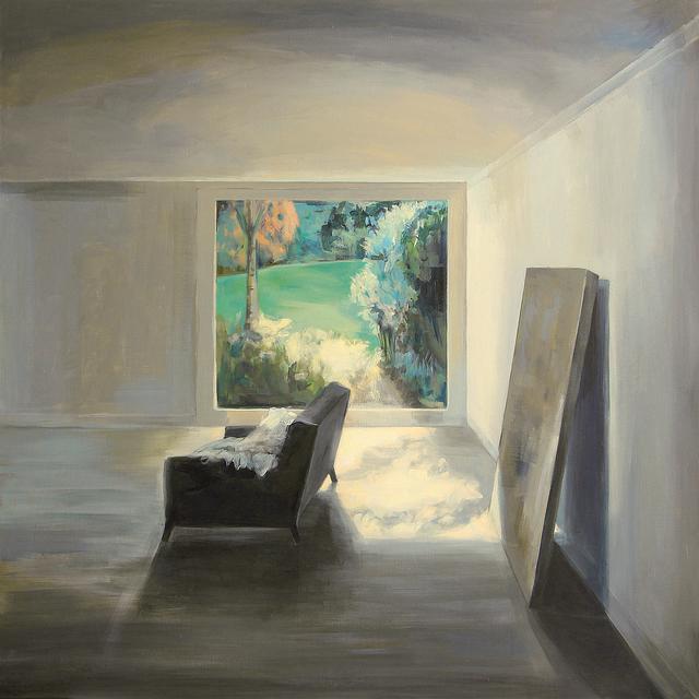 , 'The garden's light,' , GALERIA JORDI BARNADAS