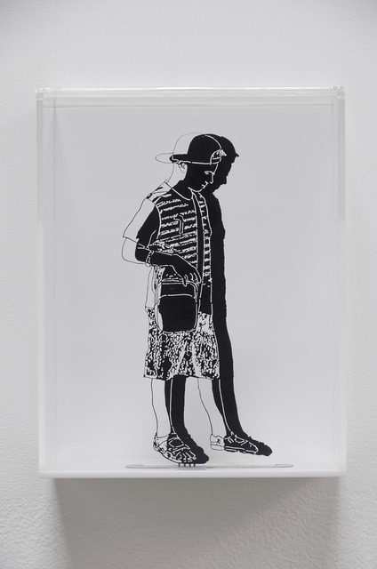 , 'Big Boy,' 2017, Shoshana Wayne Gallery