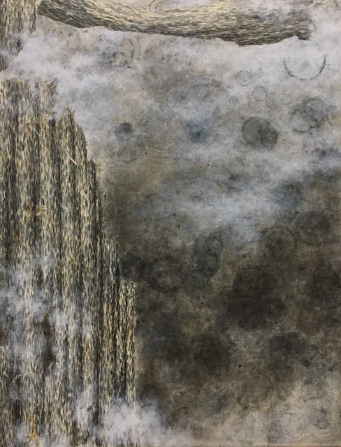 , '雲根11 The origin of clouds No.11,' 2018, Yuan Ru Gallery
