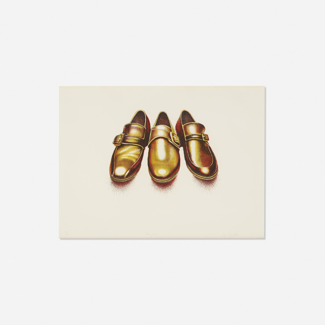 Ed Paschke, 'Hairy Shoes', 1971, Wright