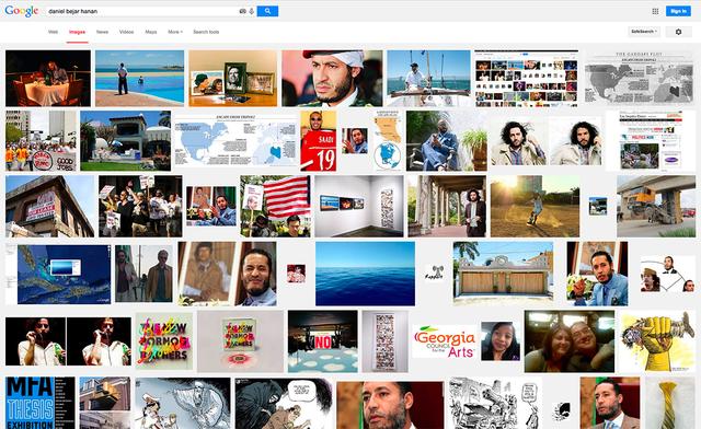 , 'Operation Guest (Google Image Search 8-31-14),' 2014, Elisabeth Smolarz + Jamie Diamond + Lauren Silberman
